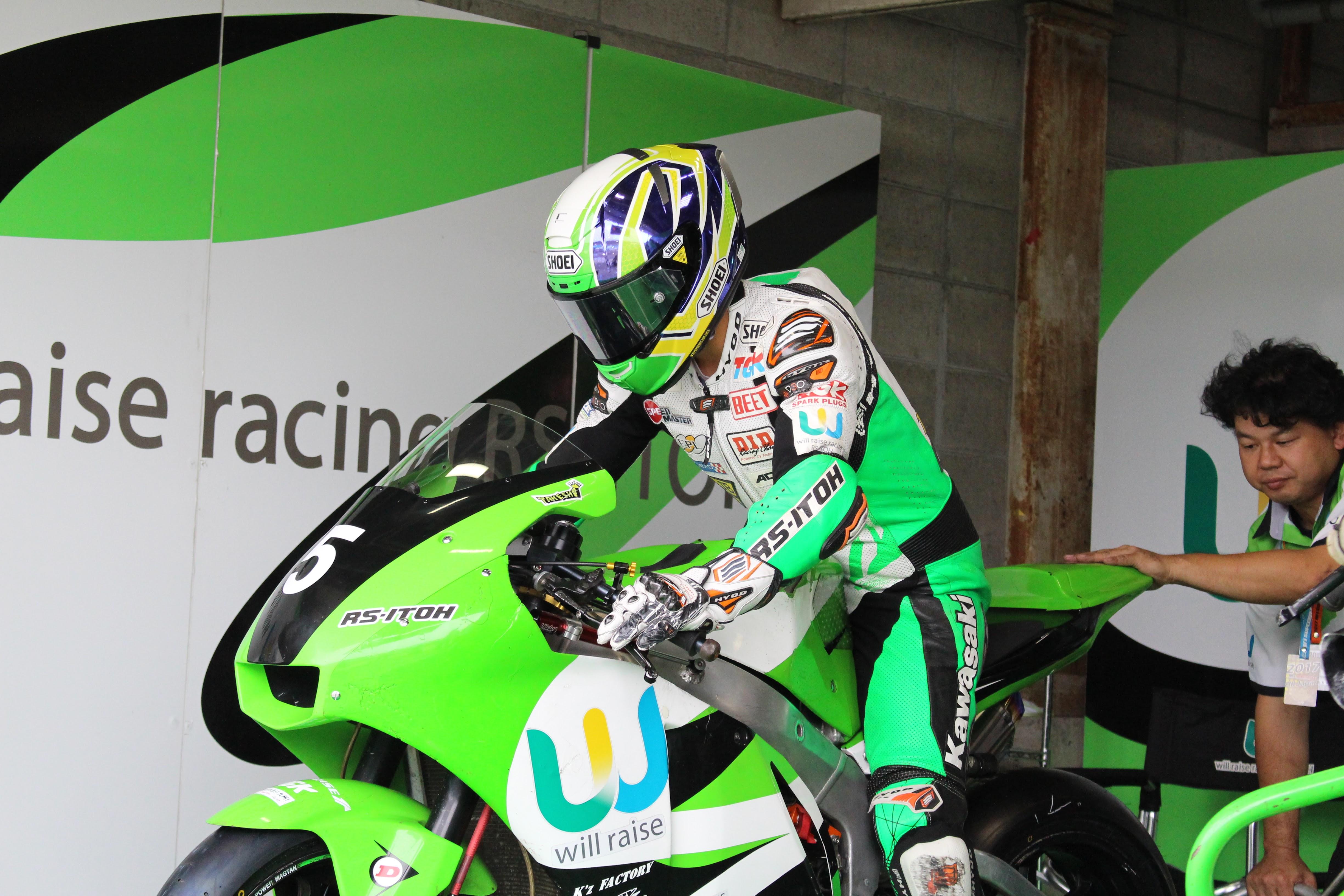 Motorzに全日本ロードレース選手権Rd.8決勝レースの取材記事が公開されました。
