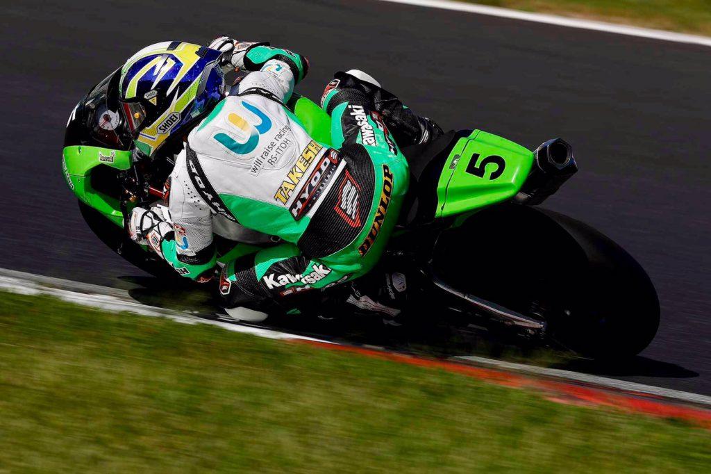 Motorzに全日本ロードレース選手権Rd.8公式予選の取材記事が公開されました。
