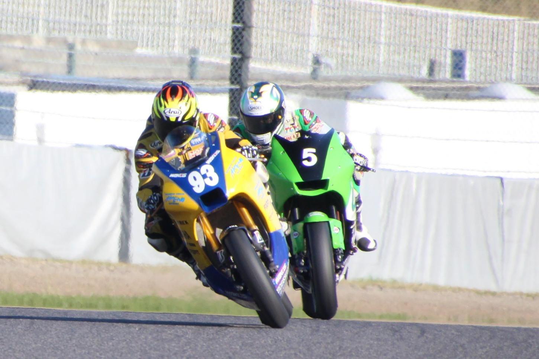 Motorzに全日本ロードレース選手権Rd.9公式予選の取材記事が公開されました。