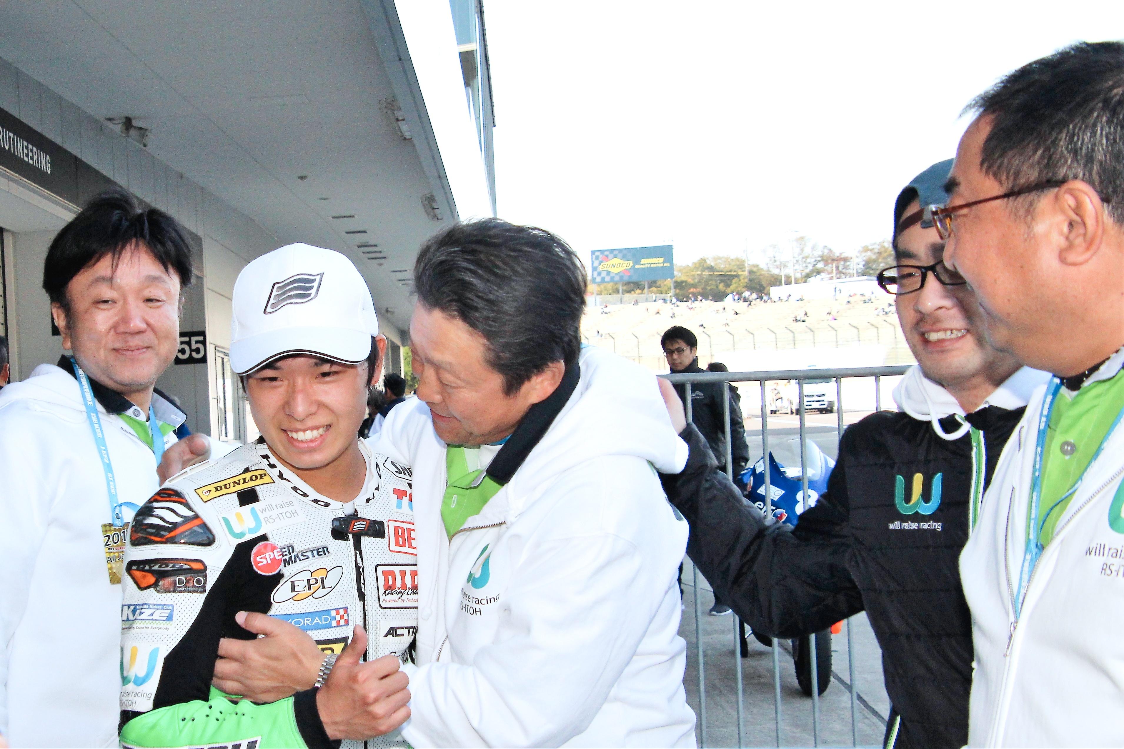Motorzに全日本ロードレース選手権Rd.9決勝レースの取材記事が公開されました。