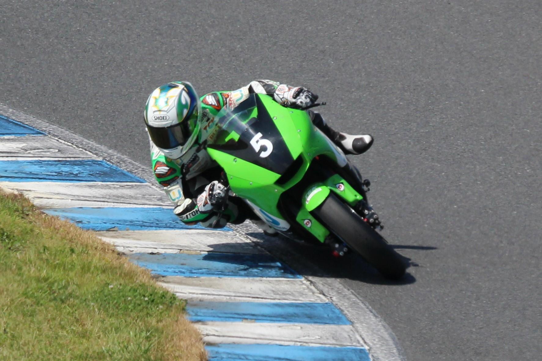 全日本ロードレース選手権Rd.4 ツインリンクもてぎ