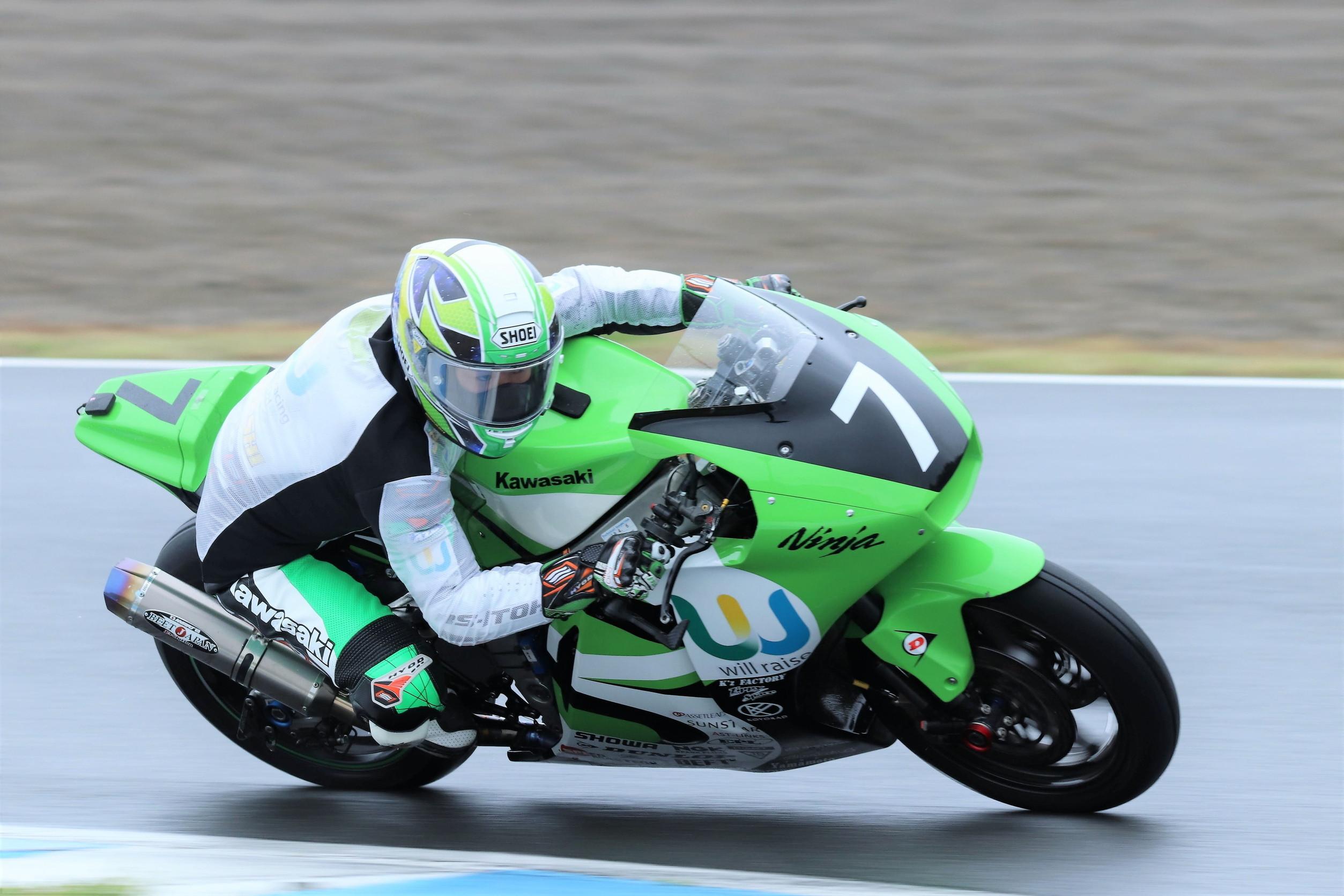 Motorzに全日本ロードレース選手権Rd.1公式予選の取材記事が公開されました。