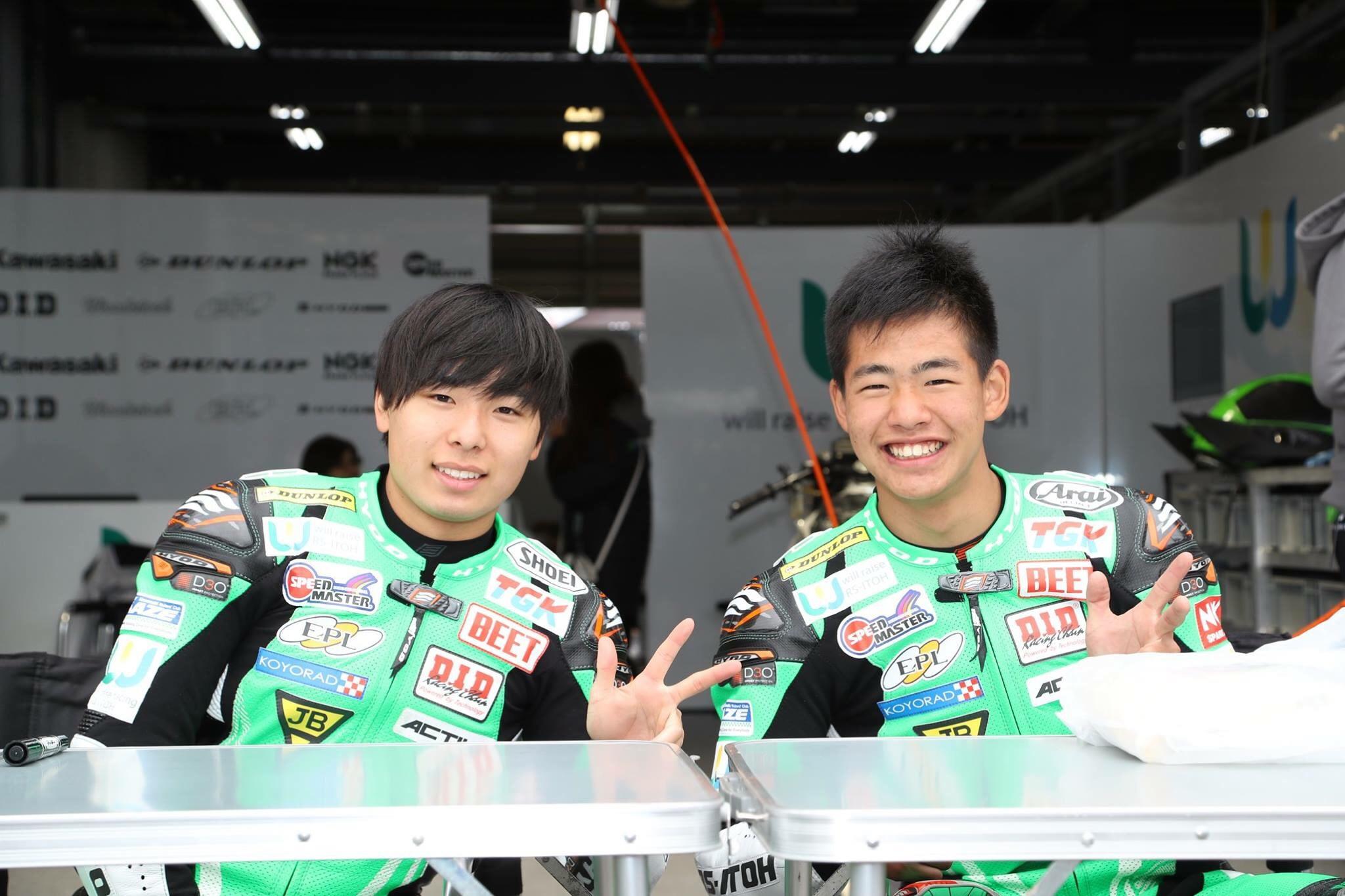 Motorzに全日本ロードレース選手権Rd.1決勝レースの取材記事が公開されました。