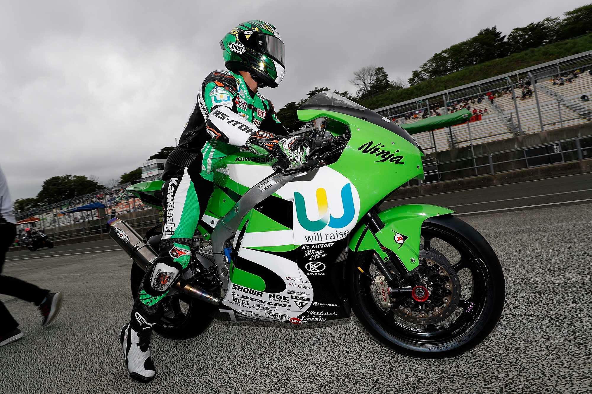 Motorzに全日本ロードレース選手権Rd.4決勝レースの取材記事が公開されました。