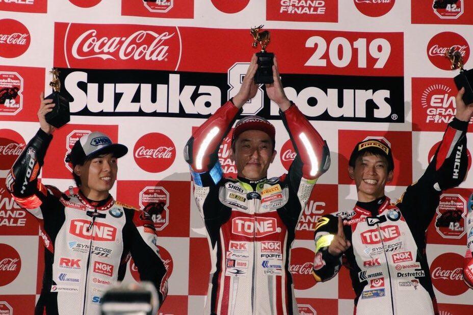 2019 鈴鹿8時間耐久ロードレース!