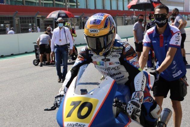 バイクの窓口さんにて【レーシングライダー石塚健の目指せMotoGP】vol.7が公開されました。