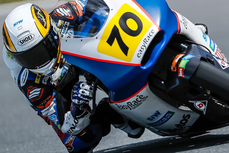 バイクのニュースさんにてCEVライダー 石塚健のレースレポート「海外で戦うことの大変さを思い知らされた開幕戦」が公開されました。