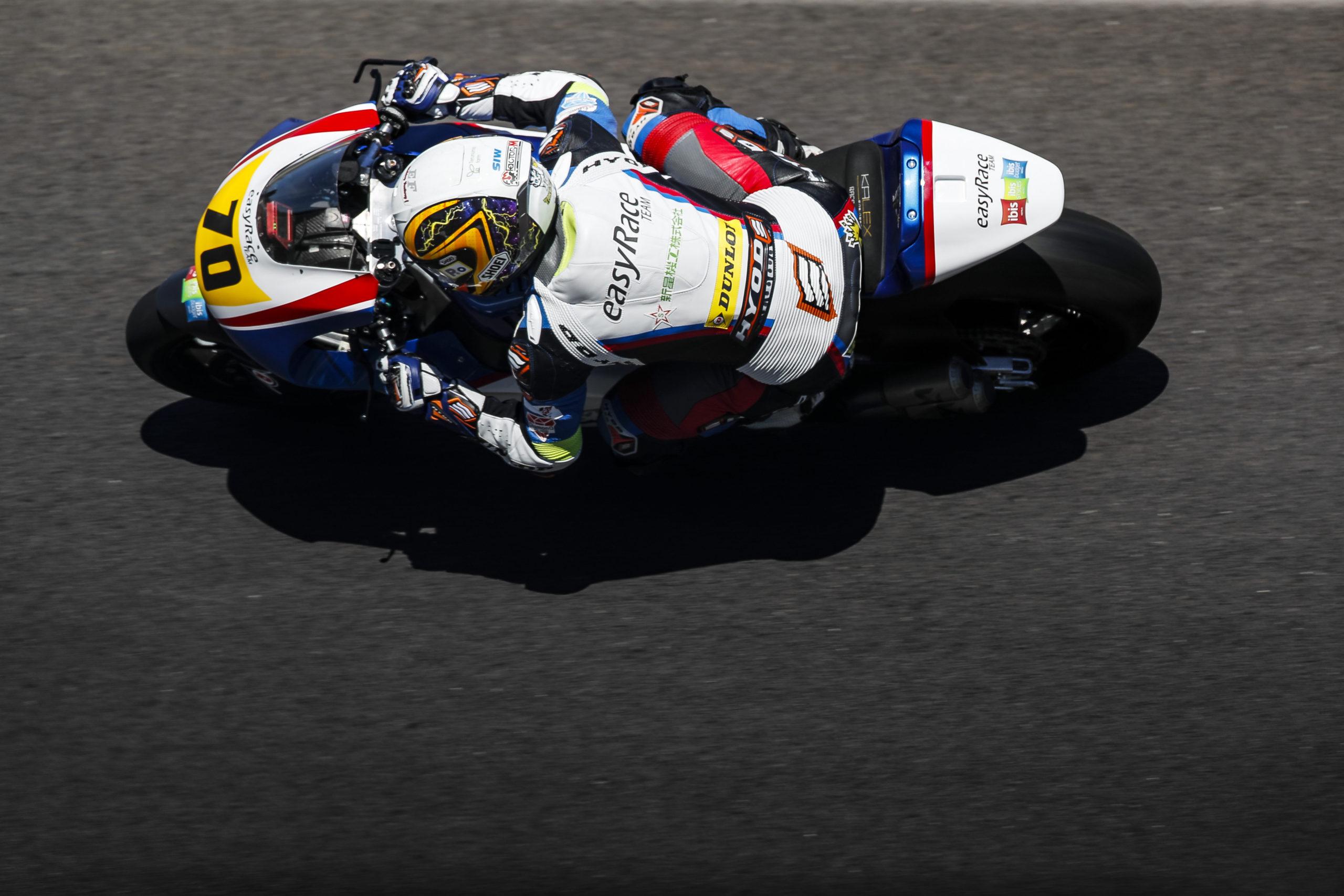 バイクのニュースさんにて、CEVライダー 石塚健のレースレポート「好調と不調が入り混じった波乱の第4戦」が公開されました。