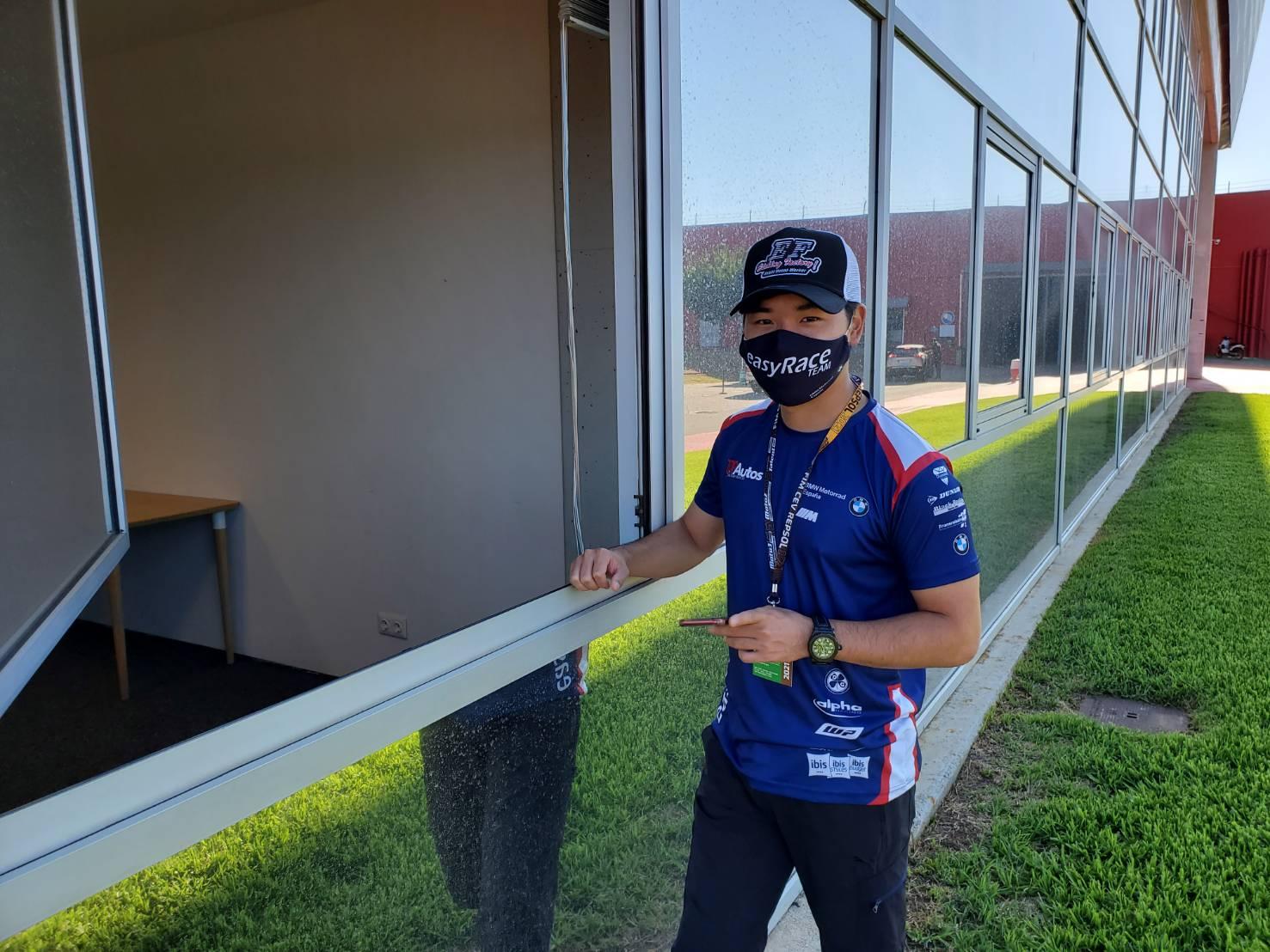 バイクのニュースさんにて、CEVライダー 石塚健のレースレポート「スペインでの生活とヨーロッパの新型コロナウイルスの近況」が公開されました。